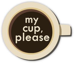My cup, please | Россия